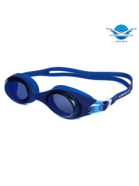 عینک شنا اسپیدو مدل MC 5100 MIRROR سرمه ای