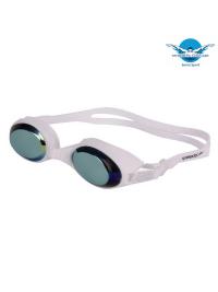 عینک شنا اسپیدو مدل MC 5100 MIRRORED سفید