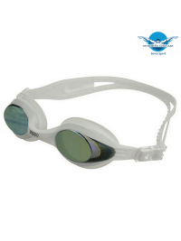 عینک شنا اسپیدو مدل MC 1800 MIRRORED سفید