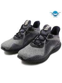 کفش دویدن آدیداس مدل alphabounce خاکستری