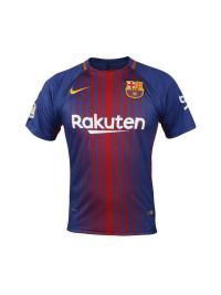 پیراهن تیم بارسلونا مدل 18-2017 home