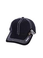 کلاه کپ مردانه بیسبال مدل MADEN GSIOR سرمه ای