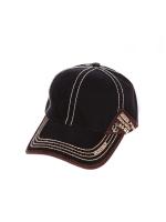 کلاه کپ مردانه بیسبال مدل MADEN GSIOR مشکی