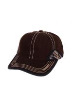 کلاه کپ مردانه بیسبال مدل MADEN GSIOR قهوه ای