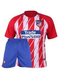 ست پیراهن شورت آتلتیکو مادرید 2017-2018 home